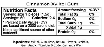 cinnamon_gum_nutrition_facts